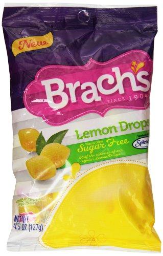 brachs-sugar-free-lemon-drops-45-ounce-pack-of-12