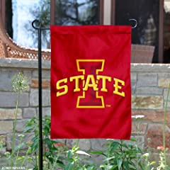 Buy Iowa State Cyclones Garden Flag and Yard Banner by College Flags and Banners Co.
