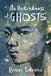 Book Cover: An Unkindness of Ghosts