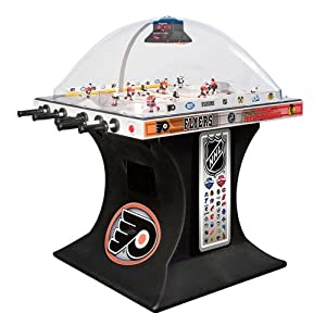 ICE Super Chexx Official NHL Bubble Hockey Table by Super Chexx