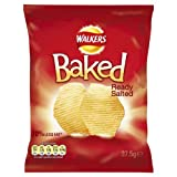 Baked Walkers Ready Salted 37.5 g (Pack of 32)