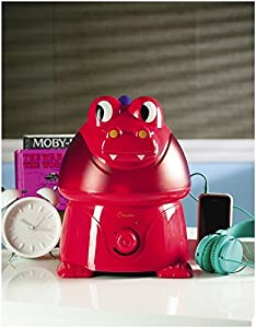 2 X Crane Adorable Ultrasonic Cool Mist Humidifier with 2.1 Gallon Output per Day - Dragon from Crane