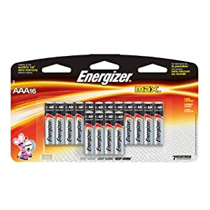 Energizer Max Alkaline Batteries