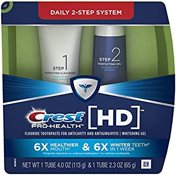 Crest Pro-Health Toothpaste System Tubes