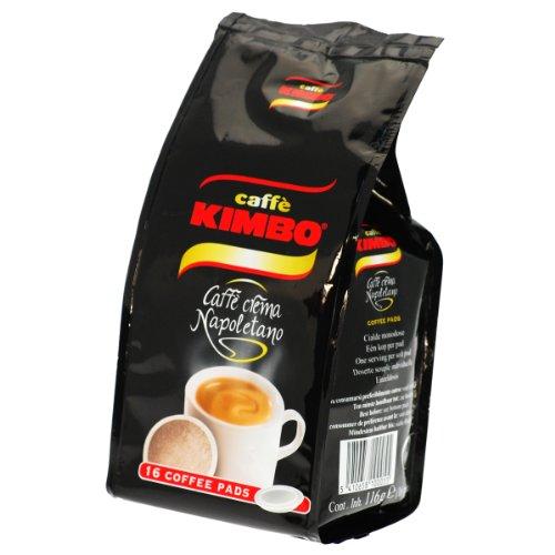 Get Kimbo Crema Neapoletano, 16 Coffee Pods by Kimbo
