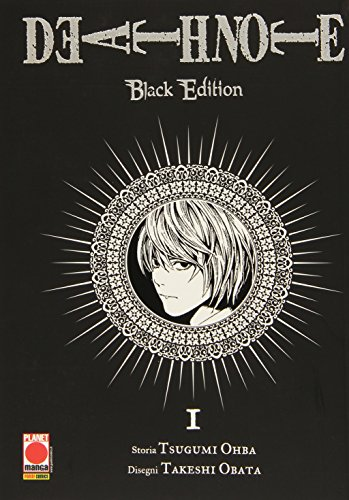 Death Note Black Edition Seconda Ristampa 1