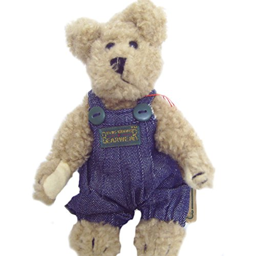 "Boyds Bears Huck 6"" Plush Bear - 1"