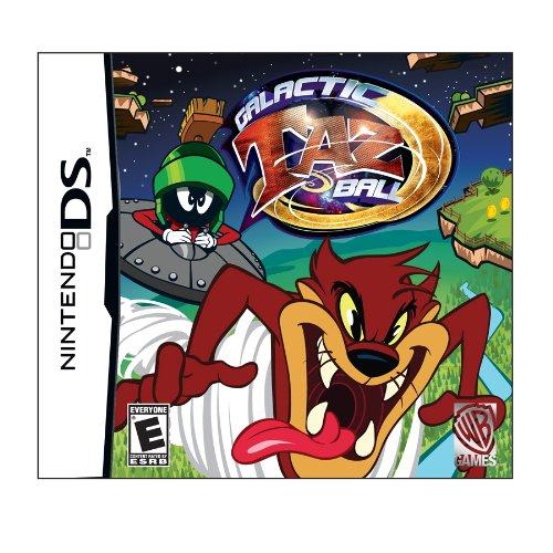 Galactic Taz Ball - Nintendo DS - 1