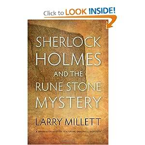 Sherlock Holmes and the Rune Stone Mystery (Fesler-Lampert Minnesota Heritage) Larry Millett