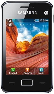 Samsung Star 3 Duos GT-S5222 (Modern Black)