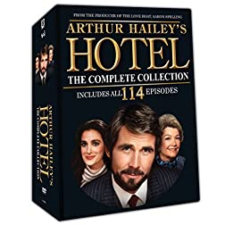 Hotel// Complete Collection/All 5 Seasons/114 Episodes