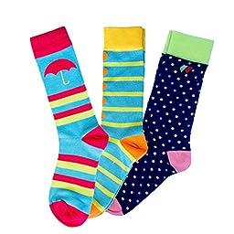 Tie Your Socks Men\'s 3-Pack Option 2