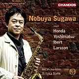 Nobuya Sugawa Plays Honda, Yoshimatsu, Ibert & Larsson