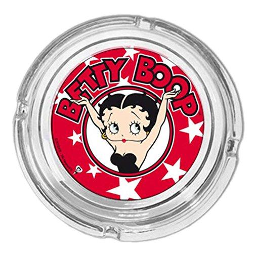 Betty Boop ashtray
