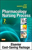img - for Pharmacology and the Nursing Process - Text and Elsevier Adaptive Learning (Access Card) and Elsevier Adaptive Quizzing (Access Card) Package, 7e book / textbook / text book