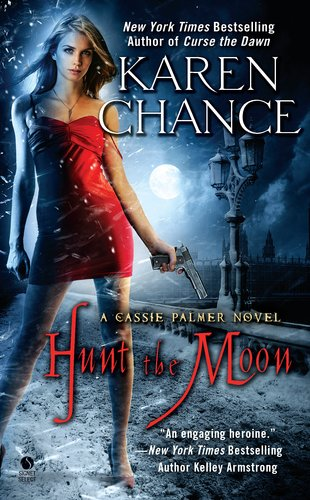 Early 5bat! Review: Hunt the Moon by Karen Chance