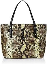 Femme Fatale Women's Handbag (Animal Print) (FFBASS1545)
