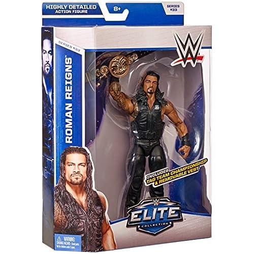 WWE 엘리트 #33 Roman 레인의