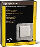 "Sterile Bordered Gauze, 4"" x 4"" (Pack of 15)"