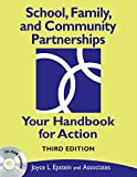 img - for School, Family, and Community Partnerships: Your Handbook for Action book / textbook / text book