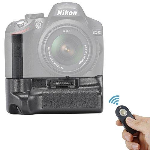 Neewer  Télécommande de Batterie Grip Fonctionner avec EN-EL14 Batterie pour NIKON D3200 / D3300 SLR Appareil Photo Numérique