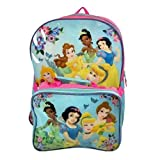 Princess 16 Backpack With Detachable Lunch Box
