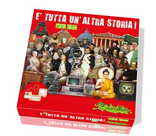 CreativaMente 351 - Gioco in Scatola E' Tutta Un'Altra Storia!