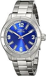 Invicta Men's 17926SYB Specialty Analog Display Japanese Quartz Silver Watch