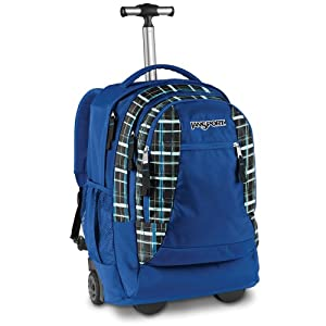 Jansport Driver 8 Wheeled Backpack 9an