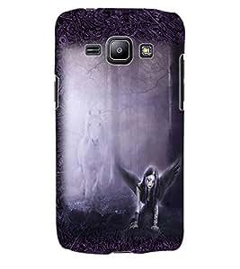 ColourCraft Dark Angel Back Case Cover for SAMSUNG GALAXY J1