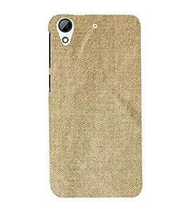 EPICCASE cream dream Mobile Back Case Cover For HTC Desire 626 (Designer Case)
