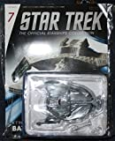 Star Trek Official Starship Collection Issue 7 K'T'Inga-Class Battle Cruiser Part and Magazine New