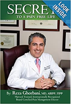Secrets to a Pain Free Life By Dr. Ghorbani Giveaway ends 2/10/14 #SCRF