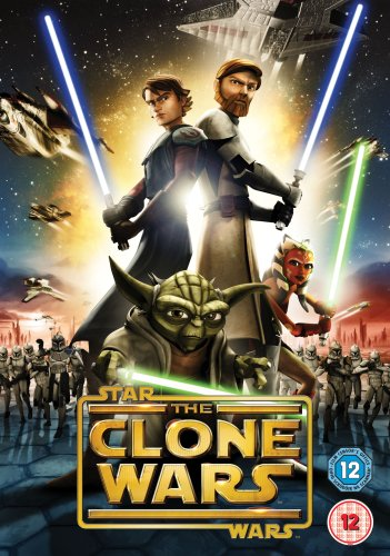 Star Wars - The Clone Wars [DVD] [2008]