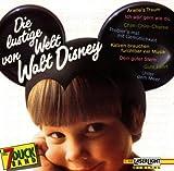 echange, troc Bof - Die Lustige Welt Von Walt Disney (bof)