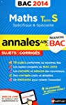 Annales ABC du Bac 2014 Maths S