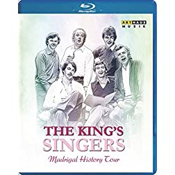 A Madrigal History Tour - The King's Singers [Blu-ray]