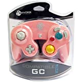 Hydra Performance® Controller for Nintendo GameCube Wired Gamepad PINK
