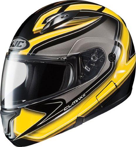 HJC CL-Max II Zader Helmet - Large/MC-3