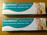 2 x Dentinox Teething Gel - 15g