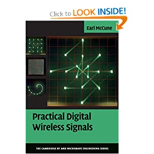 Practical digital wireless signals Earl Mccune