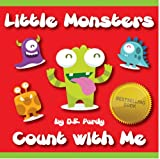 Little Monsters - Count with Me - Counting Numbers Book