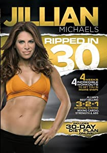 Jillian Michaels Ripped in 30 (2011)