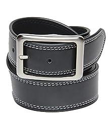 Walletsnbags Casual Texas Belt (B 52_Black_32)