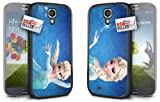 Disney Frozen Hard Case COMBO TWO PACK for Samsung Galaxy S4 Mini