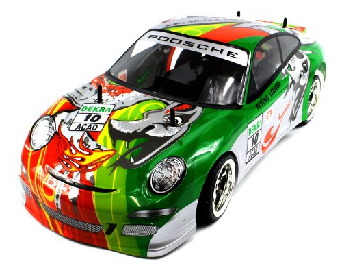 Review Porsche 911 GT3 Electric RC Car 1:10 CT Speed Racing 10+MPH RTR (Colors May Vary)  Best Offer