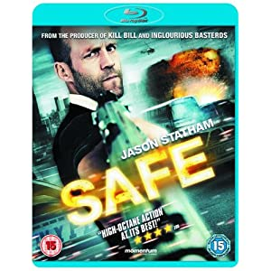 Safe [Blu-ray]