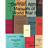 German Army Manuals Of World War Ii
