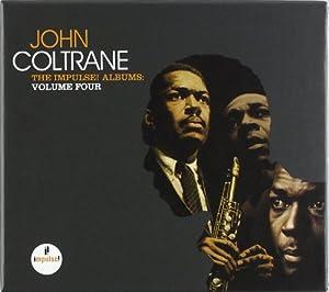 John Coltrane - Original Impulse Albums 4 - Amazon.com Music
