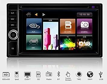 Dynavin dVN - 6205-système de navigation multimédia-écran n6 plateforme iGo primo logiciel inclus